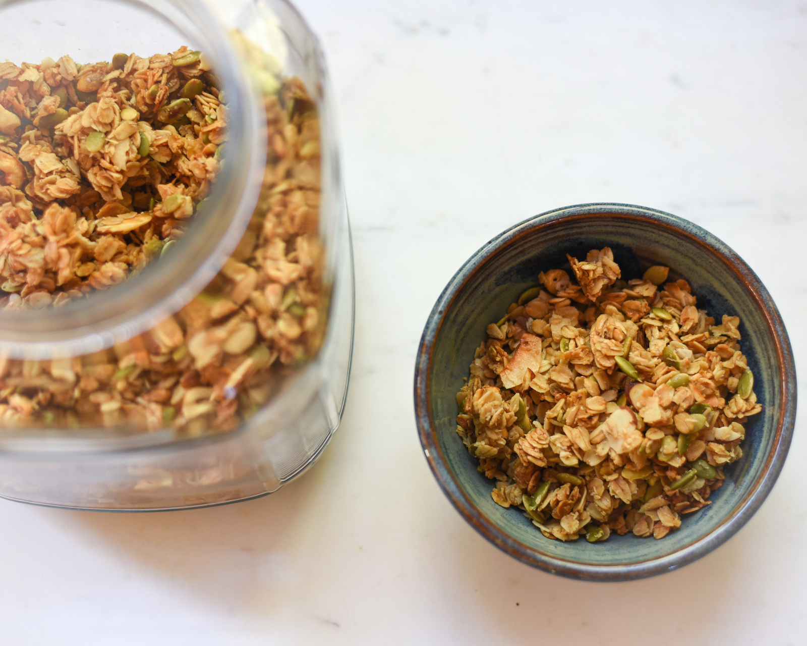 Glorious Granola