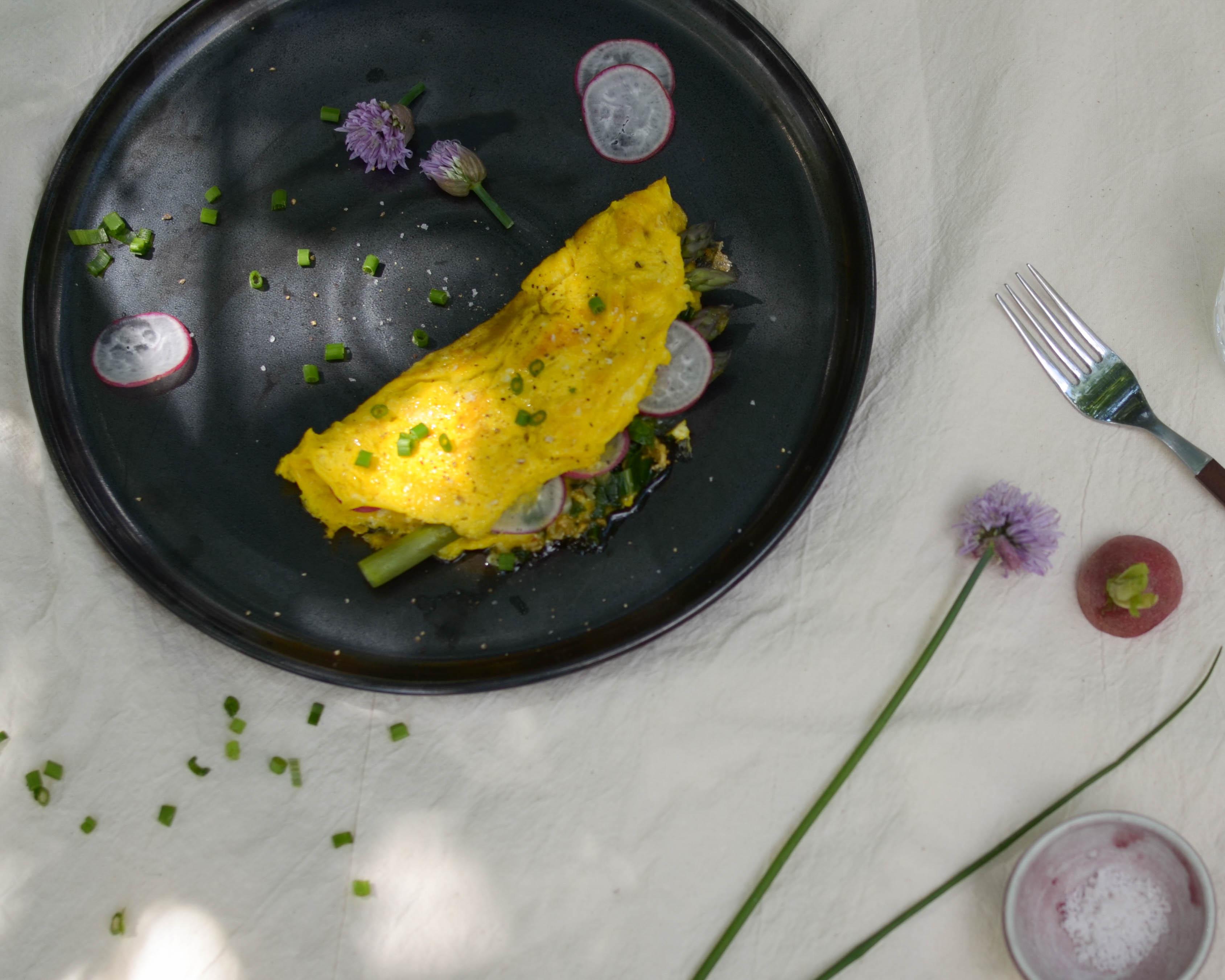 Spring Omelette