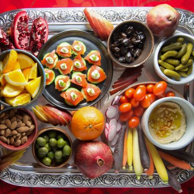 Holiday Appetizer Boards
